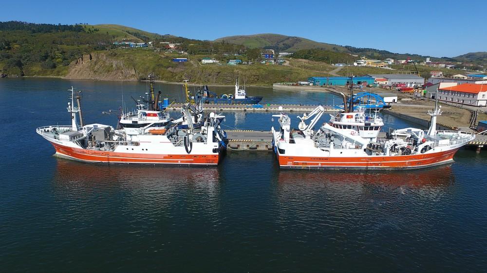 «Северная верфь» в 2020 году спустит на воду два рыболовецких судна